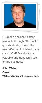 Vehicle History Applications | CARFAX Banking & Insurance ...